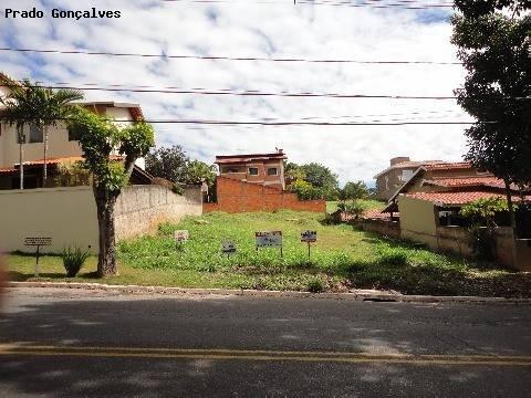 terreno à venda em loteamento caminhos de são conrado (sousas) - te121268