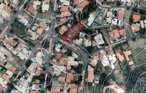 terreno à venda em loteamento caminhos de são conrado (sousas) - te121381