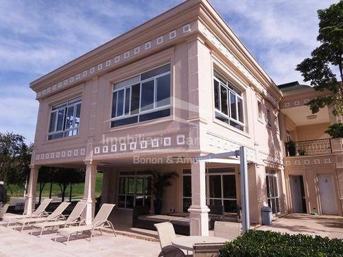 terreno à venda em loteamento mont blanc residence - te001532