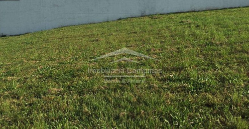 terreno à venda em loteamento mont blanc residence - te004713