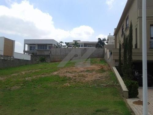 terreno à venda em loteamento mont blanc residence - te004866