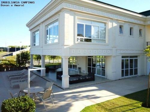 terreno à venda em loteamento mont blanc residence - te005732