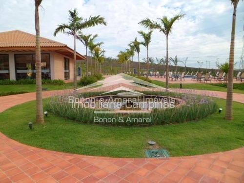 terreno à venda em loteamento parque dos alecrins - te001581