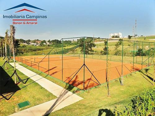 terreno à venda em loteamento parque dos alecrins - te006980