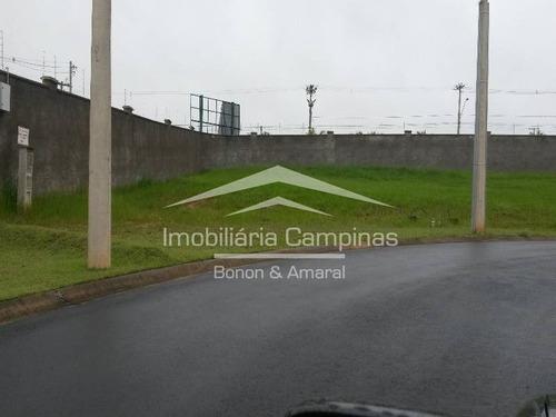 terreno à venda em loteamento parque dos alecrins - te120782