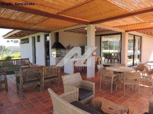 terreno à venda em loteamento parque dos alecrins - te123362