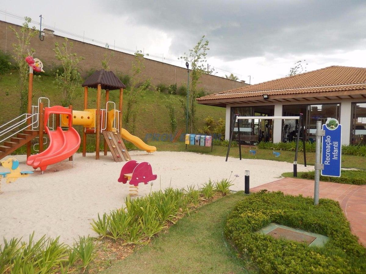 terreno à venda em loteamento parque dos alecrins - te235309