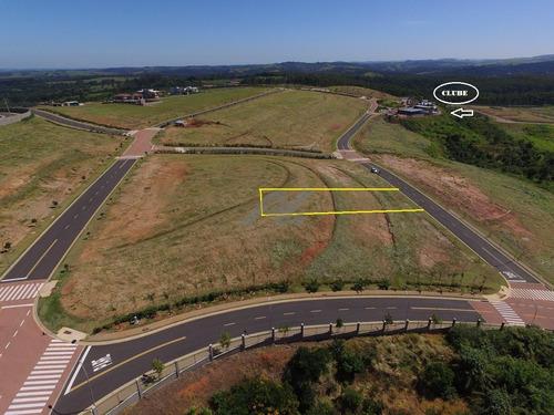 terreno à venda em loteamento residencial entre verdes (sousas) - te003609