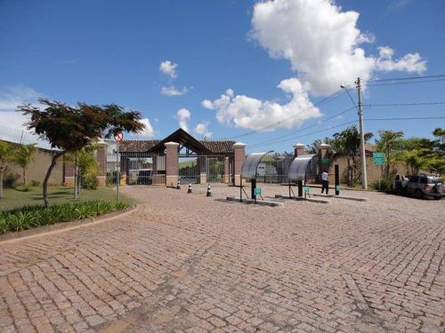 terreno à venda em loteamento residencial jaguari (sousas) - te002175