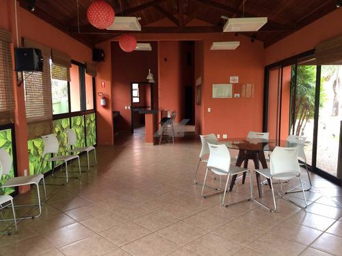 terreno à venda em loteamento residencial jaguari (sousas) - te077711