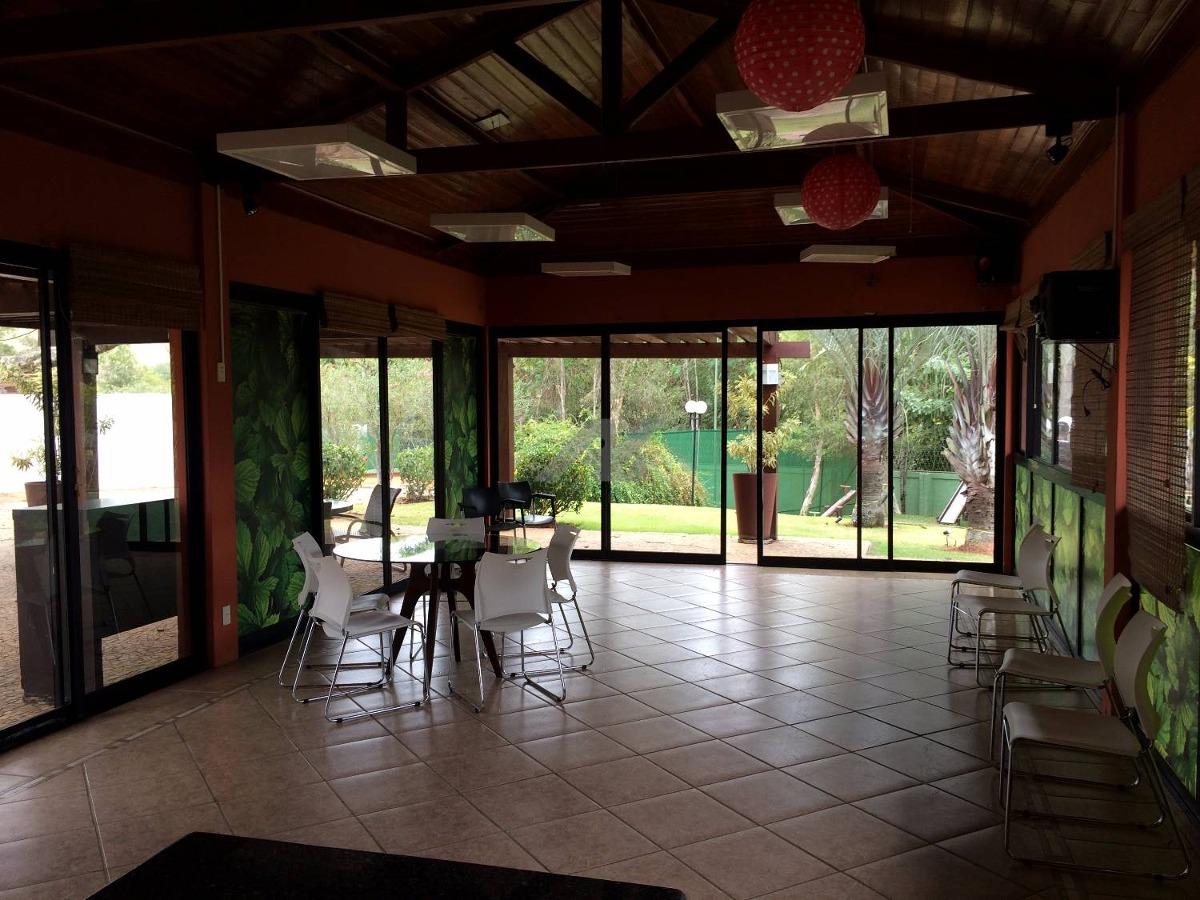 terreno à venda em loteamento residencial jaguari (sousas) - te121172