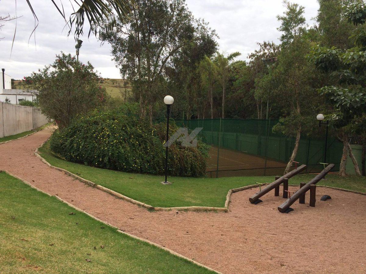 terreno à venda em loteamento residencial jaguari (sousas) - te121179