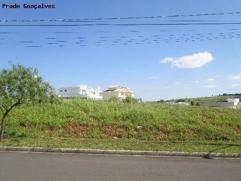 terreno à venda em loteamento residencial jaguari (sousas) - te122180