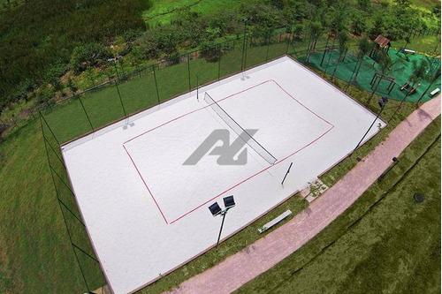 terreno à venda em loteamento residencial pedra alta (sousas) - te001430