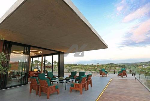 terreno à venda em loteamento residencial pedra alta (sousas) - te003266