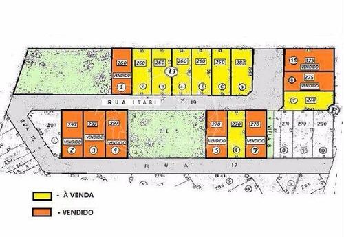 terreno à venda em paraíso do morumbi - te089705