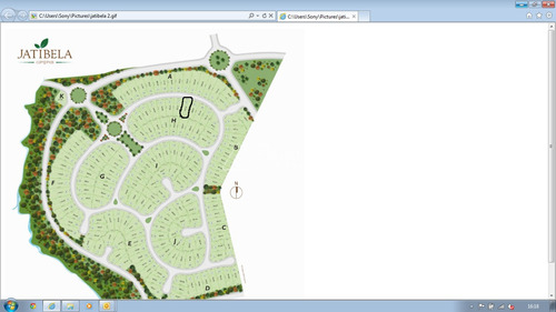 terreno à venda em parque imperador - te085083