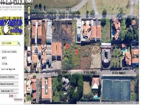 terreno à venda em parque rural fazenda santa cândida - te122456