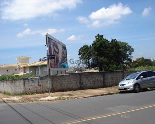 terreno à venda em parque taquaral - te051042