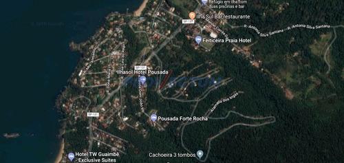 terreno à venda em praia feiticeira - te245288