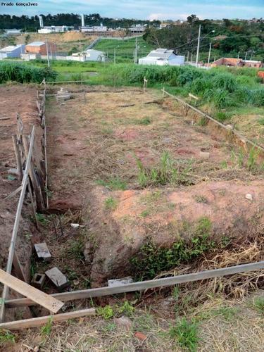 terreno à venda em residencial parque da fazenda - te123001