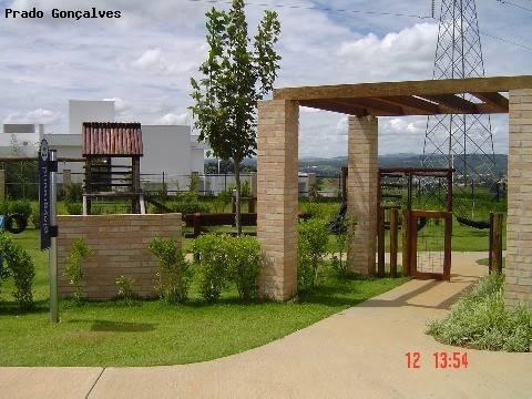 terreno à venda em residencial parque das araucárias - te121186