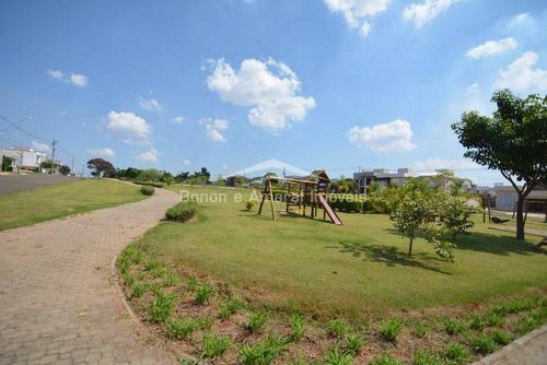 terreno à venda em residencial real parque sumaré - te007970