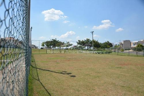terreno à venda em residencial real parque sumaré - te007971
