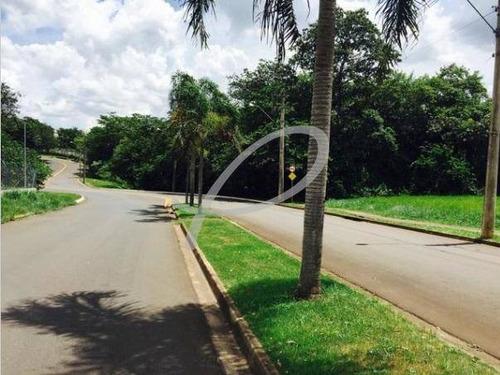terreno à venda em residencial terras do barão - te000661