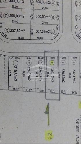 terreno à venda em roncáglia - te005175