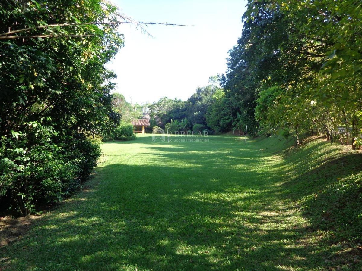 terreno à venda em sítios de recreio gramado - te004664
