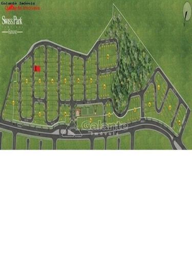 terreno à venda em swiss park - te051366