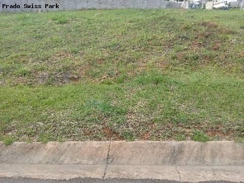 terreno à venda em swiss park - te161785