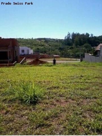 terreno à venda em swiss park - te162139