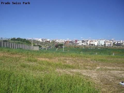 terreno à venda em swiss park - te162342