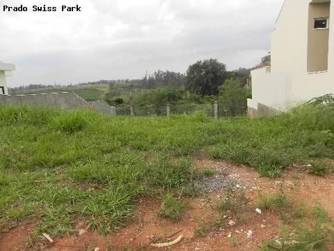 terreno à venda em swiss park - te162572