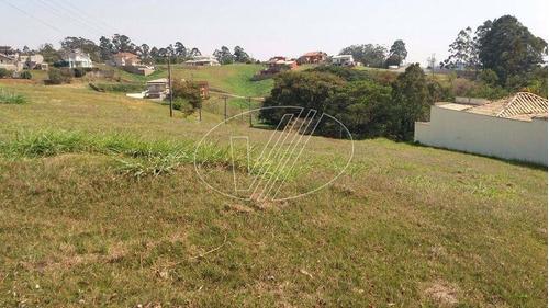 terreno à venda em terras de santa tereza - te232567