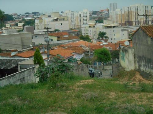 terreno à venda em vila industrial - te250998