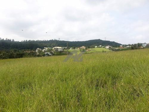 terreno à venda em vilage capriccio - te001894