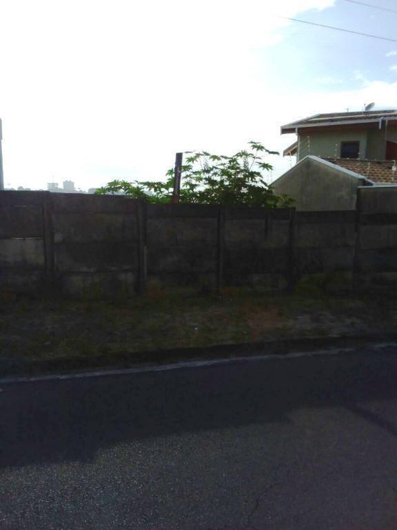 terreno à venda, jardim bela vista - americana/sp - 4587