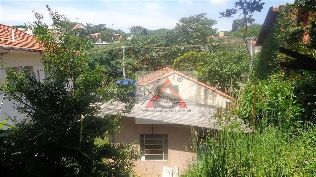 terreno à venda na av. sumaré - são paulo. - te0387