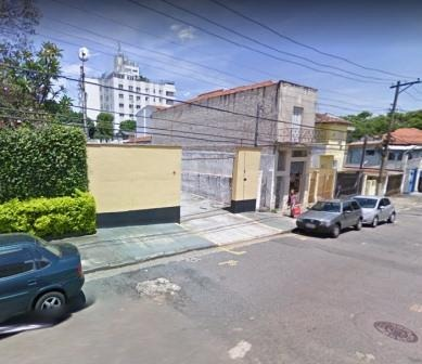 terreno à venda na bela aliança rua coronel botelho