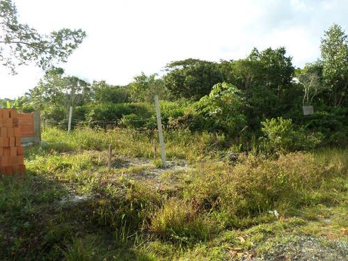 terreno à venda na praia em itanhaém litoral sul de sp