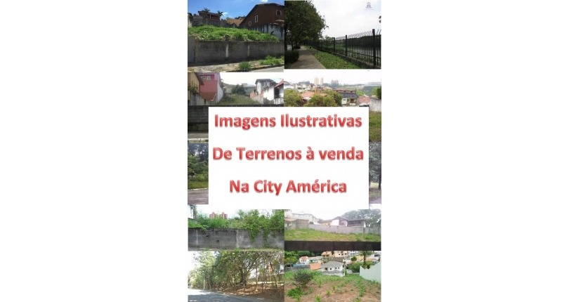 terreno à venda no city america - 7299