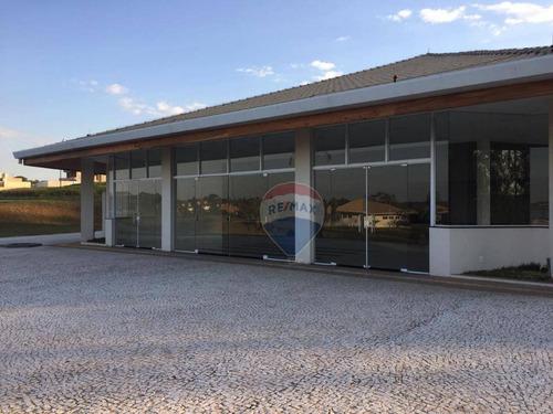 terreno à venda no condomínio barra do cisne em americana-sp-r$260.000,00 - te0137