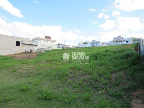 terreno à venda no condomínio central parque em salto - te3645