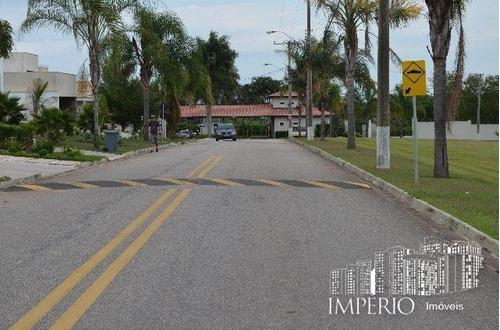 terreno à venda no condomínio fazenda imperial - 490