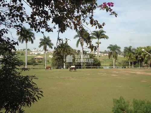 terreno à venda no condomínio palmeiras imperiais em salto. - te2763