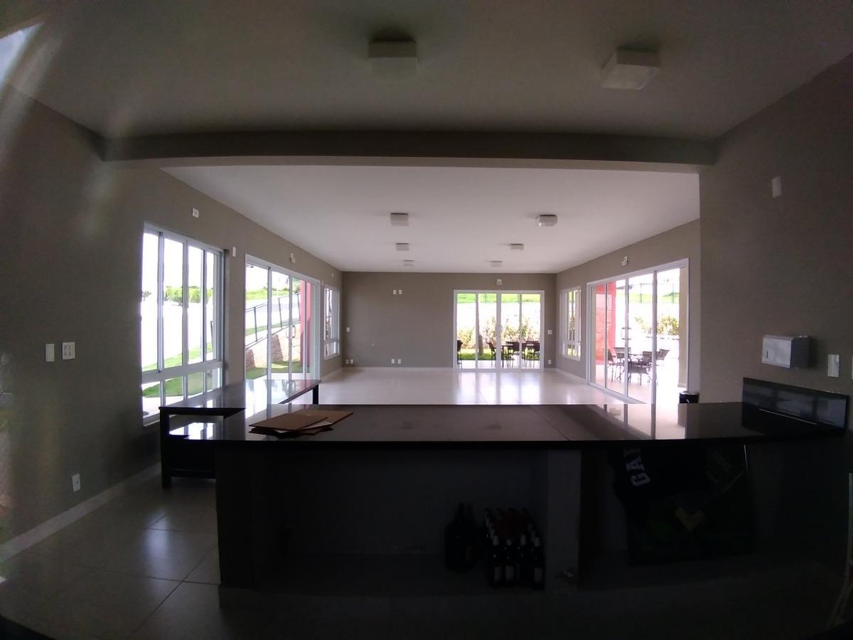 terreno à venda no condomínio vila dos manacás em itu - 18206