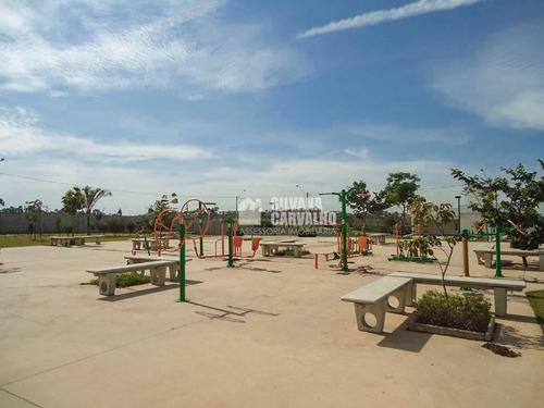 terreno à venda no residencial central parque em salto/sp - te3635